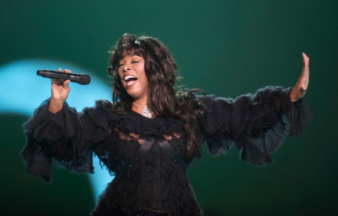 Donna Summer, the Queen of Disco.
