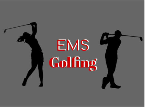Maddox Shivley is an athlete on the EMS golfing team.