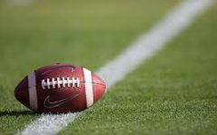This is a football that the people that play football use.