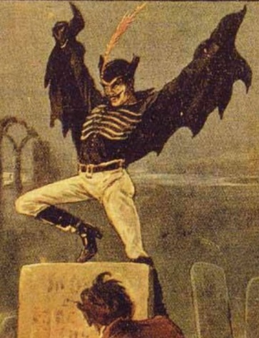 Who Was Spring-Heeled Jack