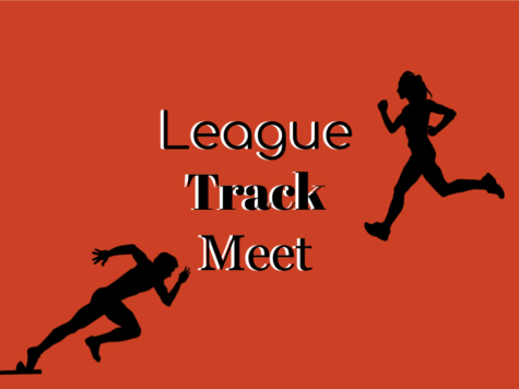 Athletes recently competed in the league track meet.